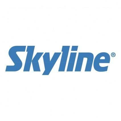 free vector Skyline