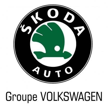 free vector Skoda auto 0