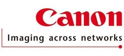 free vector Canon vector logo