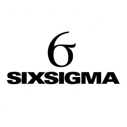 free vector Sixsigma