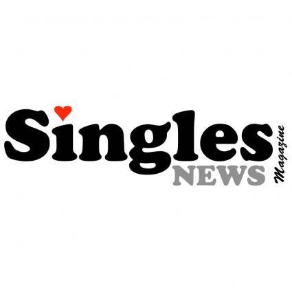 free vector Singles news
