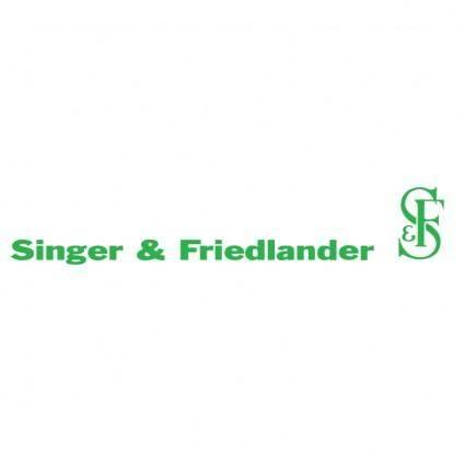 Singer friedlandler