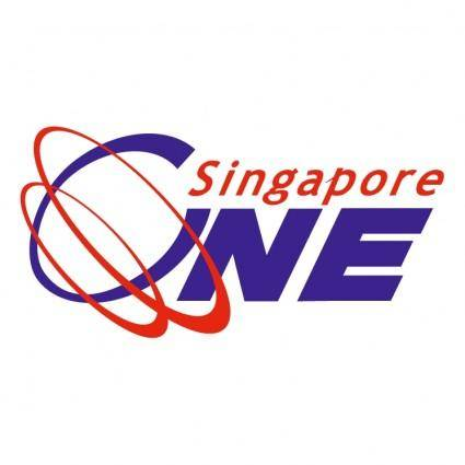 free vector Singapore one