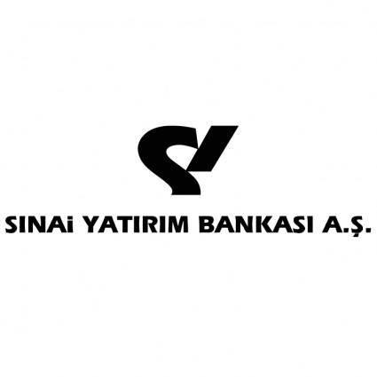 free vector Sinai yatirim bankasi