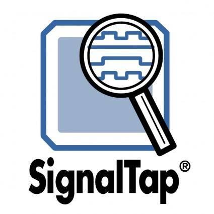 free vector Signaltap