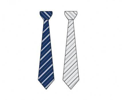 free vector Twill tie vector