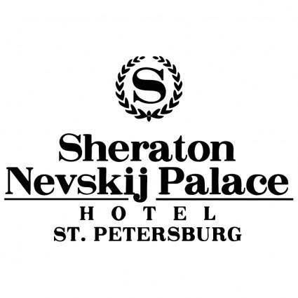 free vector Sheraton nevskij palace hotel st petersburg