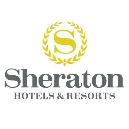 free vector Sheraton hotels resorts 0