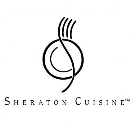 Sheraton cuisine