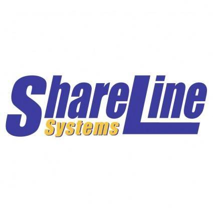 free vector Shareline systems