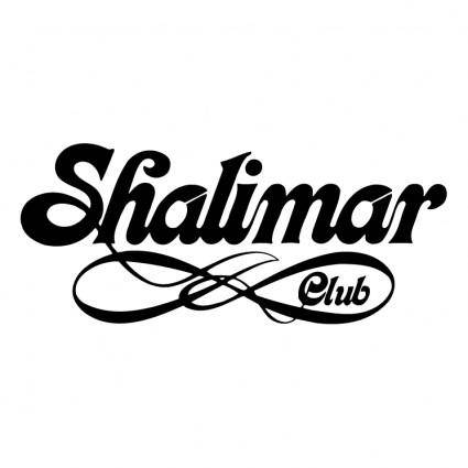 free vector Shalimar club