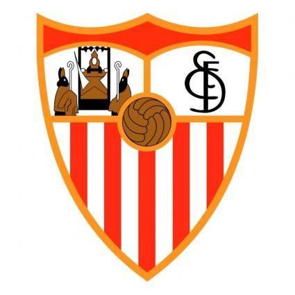 free vector Sevilla fc