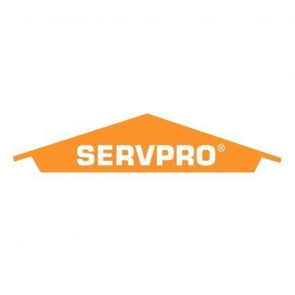 free vector Servpro