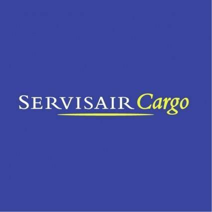 free vector Servisair cargo