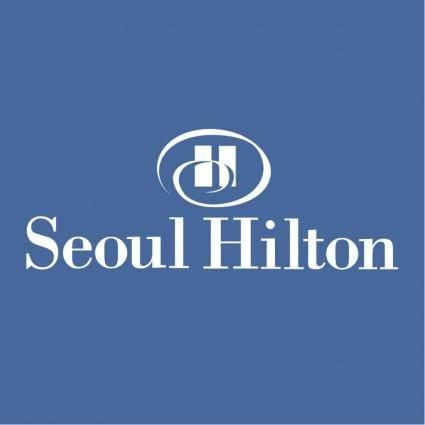 free vector Seoul hilton