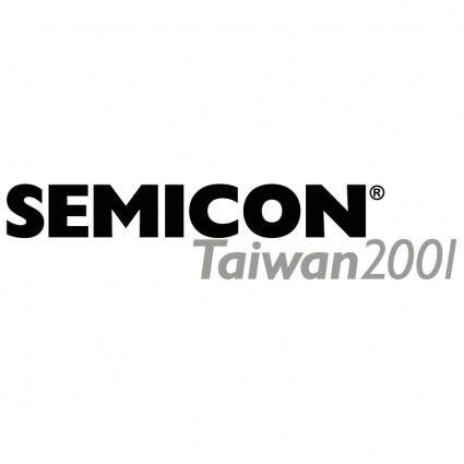 free vector Semicon taiwan 2001