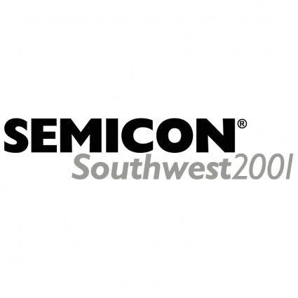 Semicon southwest 2001