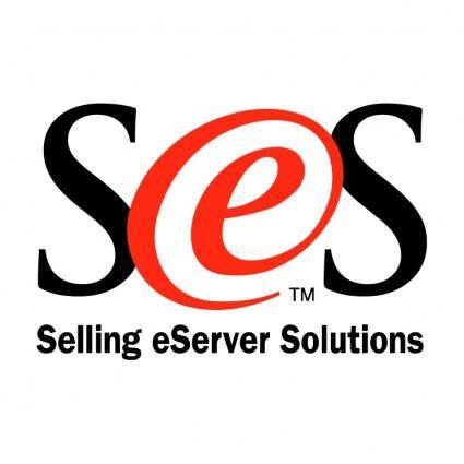 free vector Selling eserver solutions