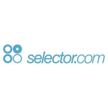 free vector Selectorcom