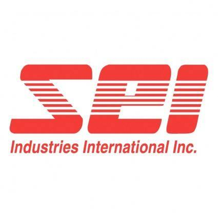 free vector Sei industries international