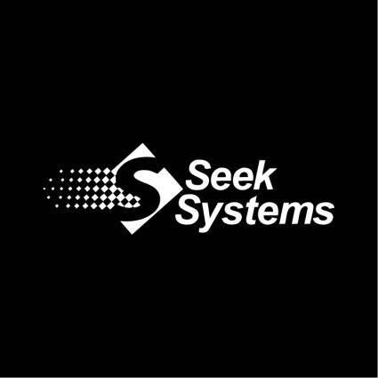 Seek systems