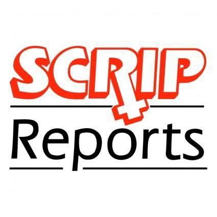 Scrip reports
