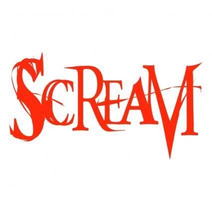 free vector Scream