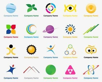 20 Vector logo design templates