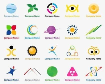 free vector 20 Vector logo design templates