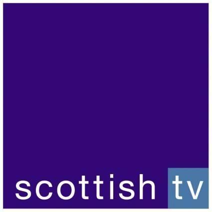 free vector Scottish tv