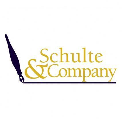 Schulte company