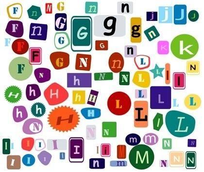 Free Vector Alphabet