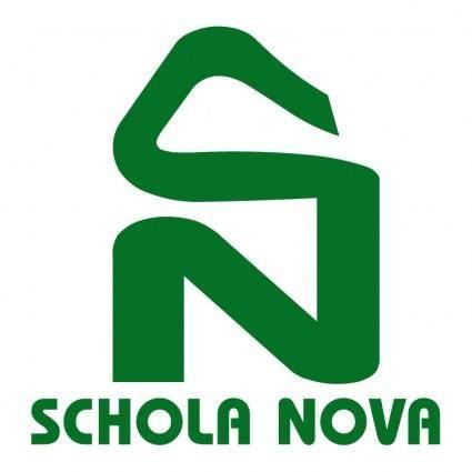 free vector Schola nova