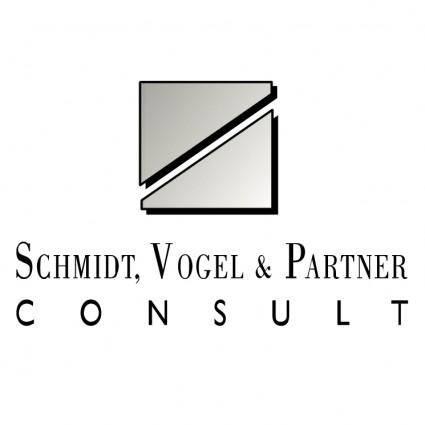 free vector Schmidt vogel partner consult