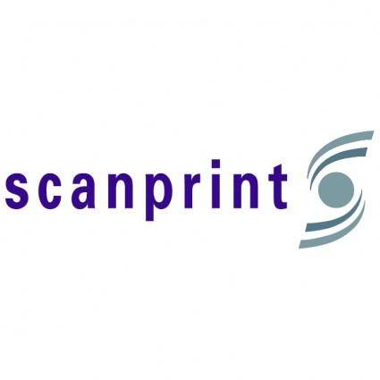 free vector Scanprint