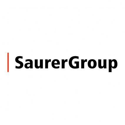 free vector Saurer group