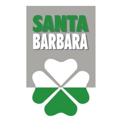 free vector Santa barbara