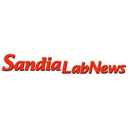 Sandia labnews