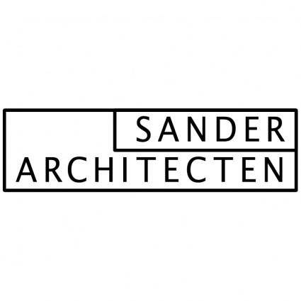 Sander architecten