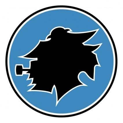 free vector Sampdoria 0