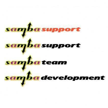 free vector Samba 3