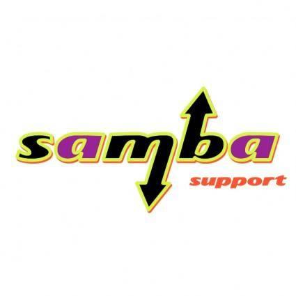 free vector Samba 1