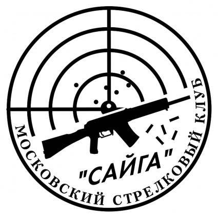 free vector Saiga club