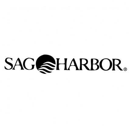 free vector Sag harbor