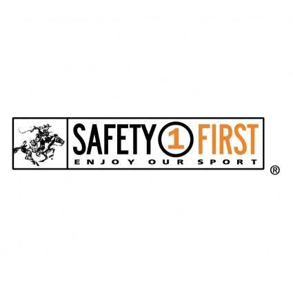free vector Safety first