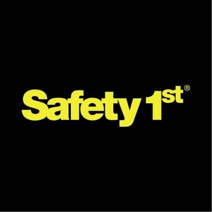 free vector Safety 1st