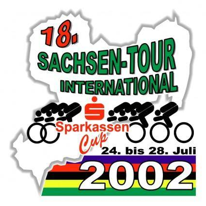 free vector Sachsen tour international