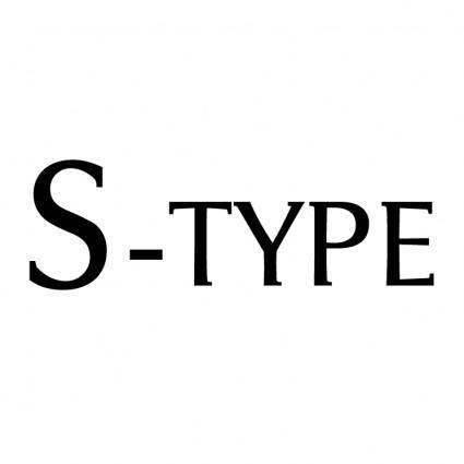 free vector S type