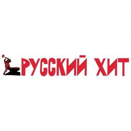 free vector Russkiy hit