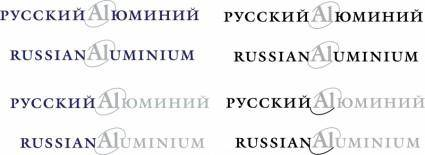 Russian aluminium